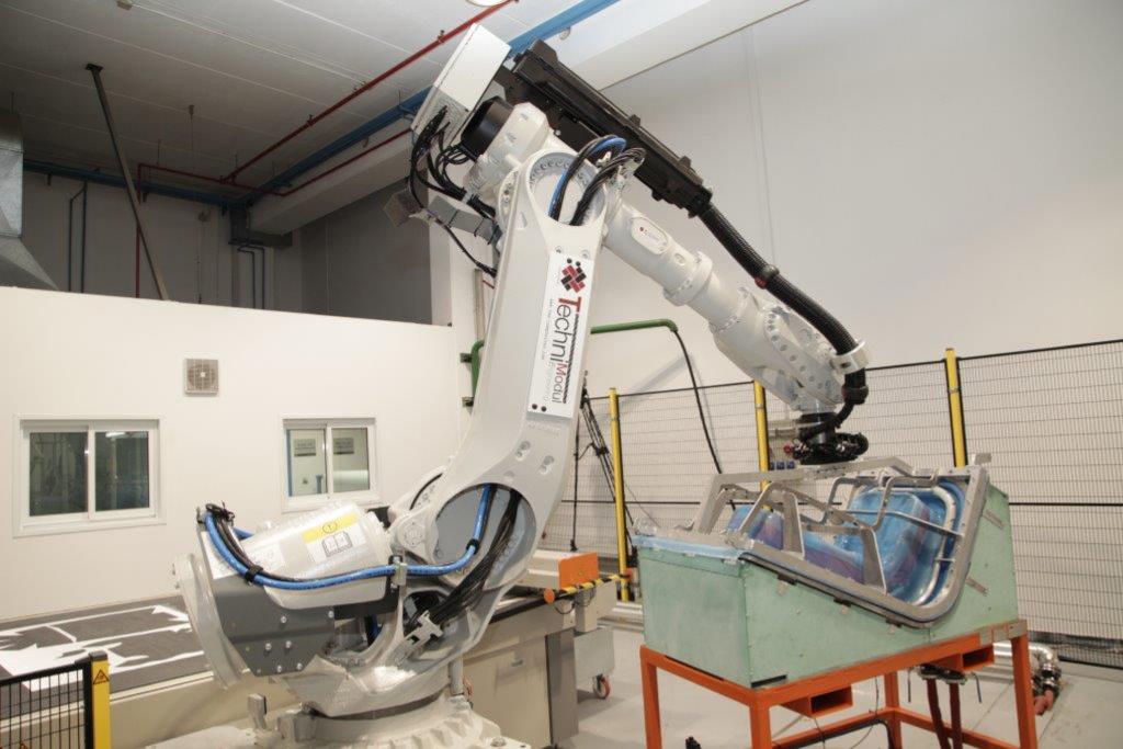 Photo robot IAI